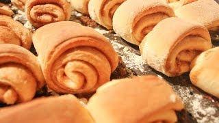PRZEPIS NA PYSZNE CYNAMONOWE BUŁECZKI  !!! ( ZAWIJAŃCE) !! Świąteczne ciastka