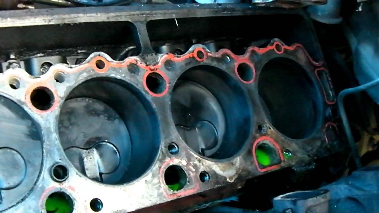 10JUL11-1982 K-5 Blazer 6.2L Detroit Diesel Repairs - YouTube