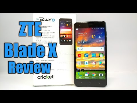 ZTE Blade X Full Review (Deal Alert only $49 on Black Friday)