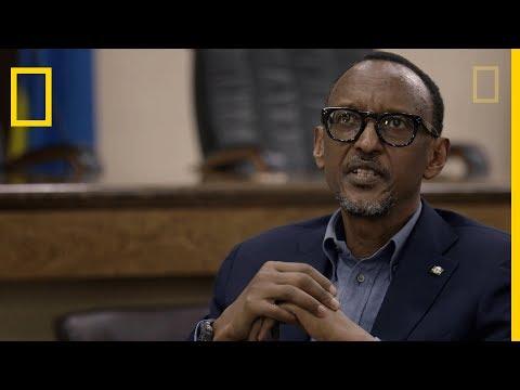 Paul Kagame, président du Rwanda, prône la justice