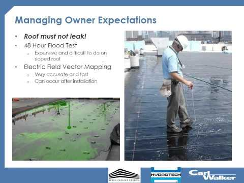GPC Webinar: Green Roofs