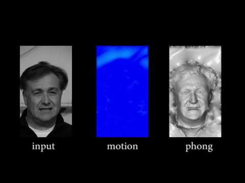 Real-time Halfway Domain Reconstruction of Motion and Geometry - 3DV 2016