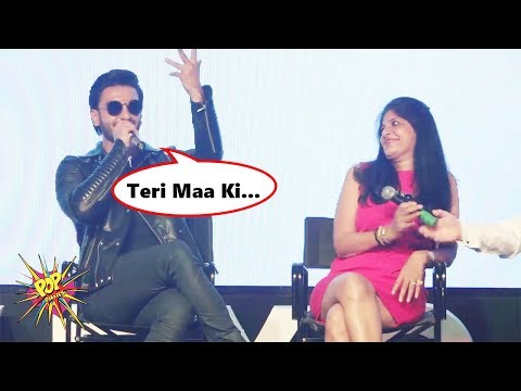 Ranveer Singh Most Funniest Moment At Carrera's Drive Your Story Event
