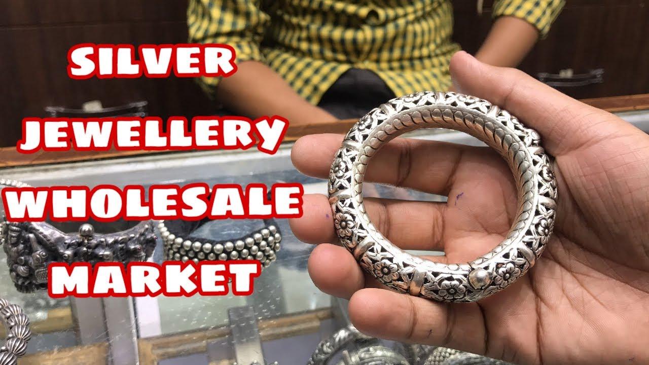 Silver Jewellery Wholesale Market Sterling Silver Bracelets