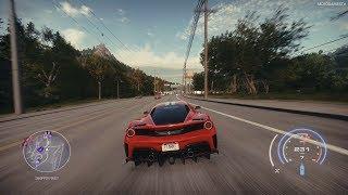 Need for Speed Heat - Ferrari 488 Pista '19 Gameplay [4K]
