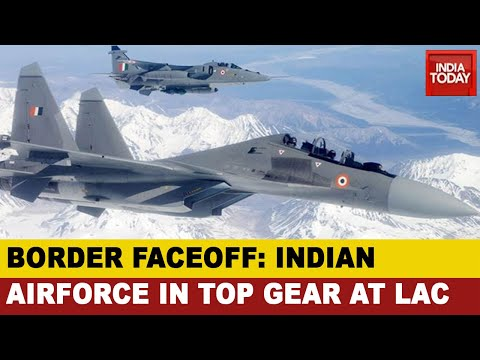 India-China Border Standoff: India's Air Power On Display Near LAC | Exclusive