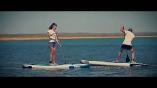 Discover Russia (Crimea) with JOBE SUP (Yarra & Duna). Путешествия по Крыму с Jobe SUP