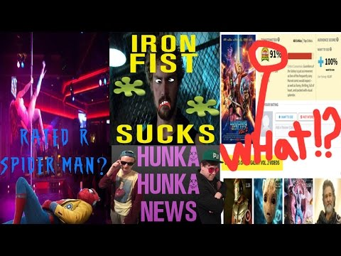 Marvel Paid Off Critics AGAIN For Guardians Reviews!!! Rated-R Spider-Man?