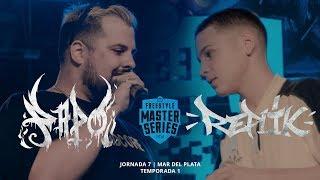 PAPO vs REPLIK - FMS Argentina MAR DE PLATA - Jornada 7 OFIC...