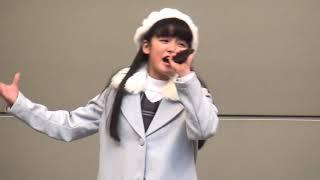 山下かのん「結 -ゆい- (miwa)」2018/02/03 あべのAステージ