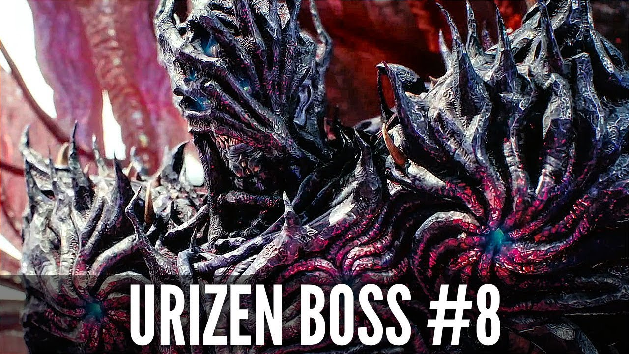 Teufel kann 5 Urizen Boss Kampf # 8 (1080p HD 60FPS) + video