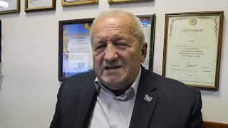 Вопрос В.В. Путину о заморозке военных пенсий от полковника А.В. Лебедева