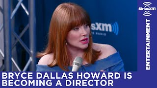 Why Bryce Dallas Howard won't cast Chris Pratt in her directorial debut