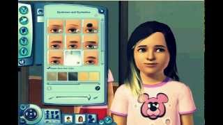 The Sims 3 CREATE-A-SIM GAMEPLAY