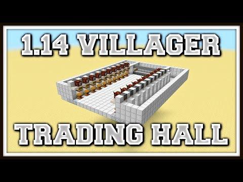 1.14 Villager Trading Hall | Tutorial