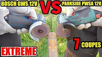 Meuleuse d 39 angle parkside lidl pws 125 pws 230 mm pwsa 20v 12v bosch youtube - Meuleuse d angle lidl ...