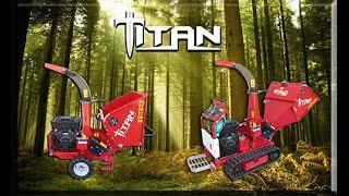TITAN 14 cv, 23 cv, CINGOLATO