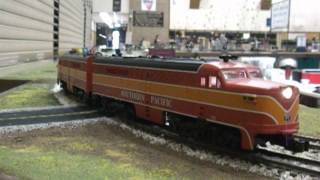 Lionel American Flyer Southern Pacific ALCO PA Review