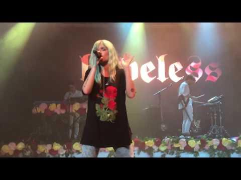 Halsey - Walls Could Talk (Live Alcatraz, Milan - 27/06/17)