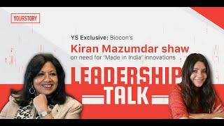 Leadership Talk | Kiran Mazumdar-Shaw says Biocon's ALZUMAb drug will put India on the global map