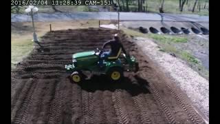 Getting the Garden Ready with John Deere Equipment