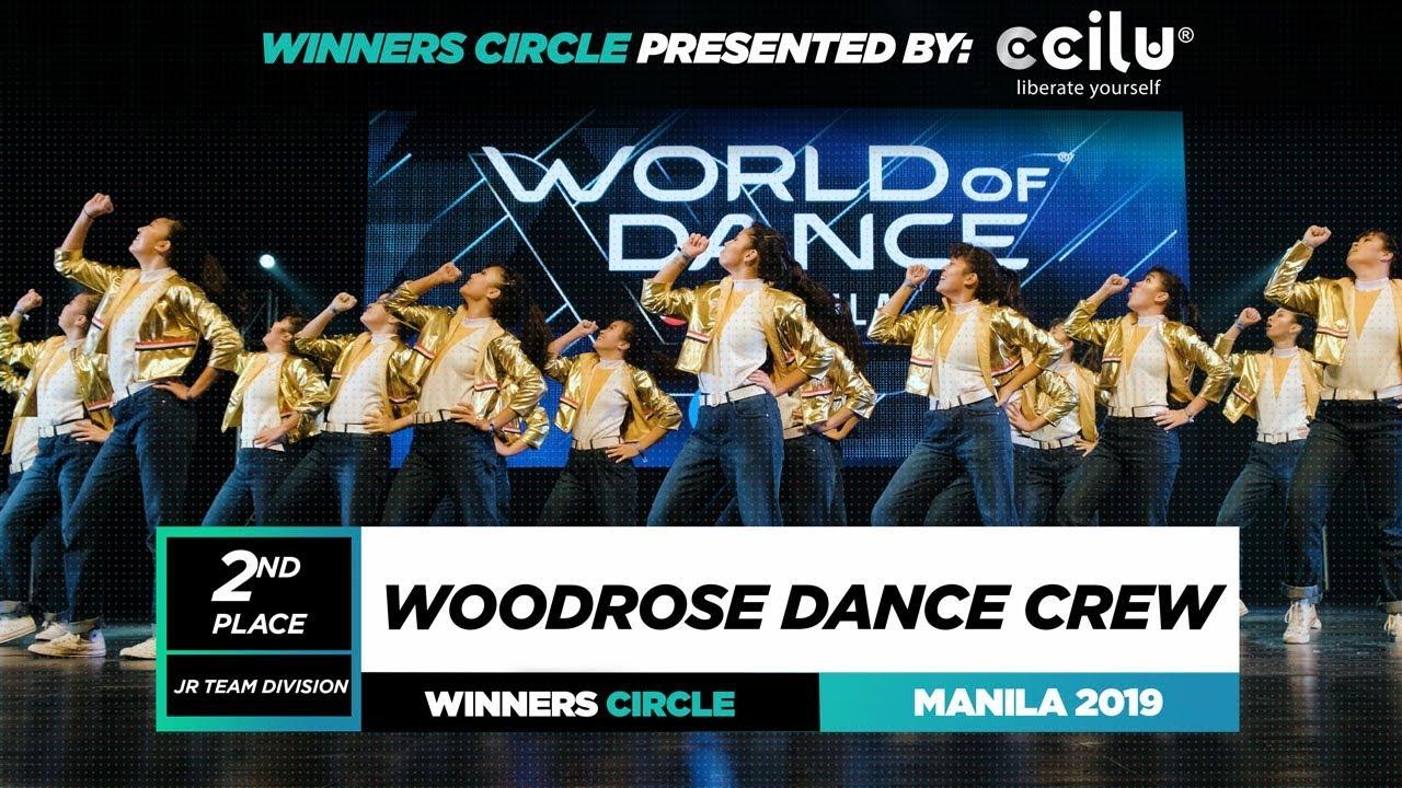 Woodrose Dance Crew   2nd Place Jr  Winner Circle   World ...