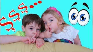 Bogdan si Anabella au FURAT si s au ASCUNS   Sketch si Joc de la Bogdan's Show