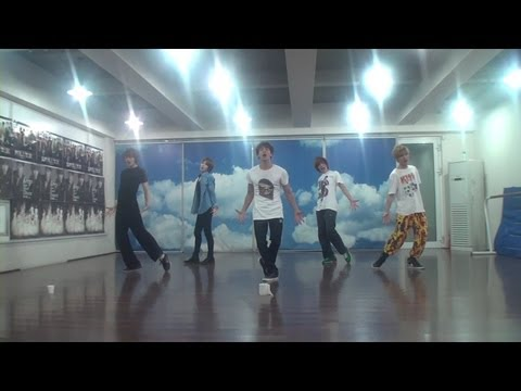 SHINee 샤이니 'Sherlock•셜록 (Clue + Note)' Dance Practice
