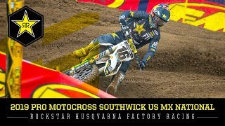 2019 Pro Motocross Southwick US MX National | Rockstar...