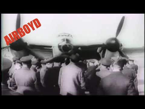 de Havilland Mosquito (1942)