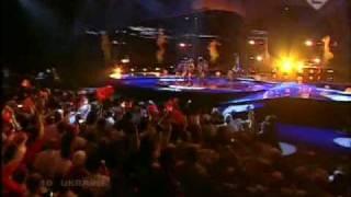 Ukraine - Eurovision 2004 - Ruslana - Wild Dance (LIVE)