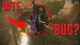 WARFRAME BUG | WTF!!