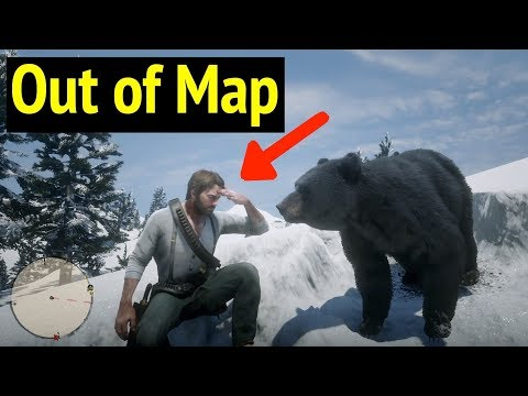 Get Arthur Out of Map to Guarma and Mexico FAST in Red Dead Redemption 2 (RDR2): Tame Wild Bears thumbnail