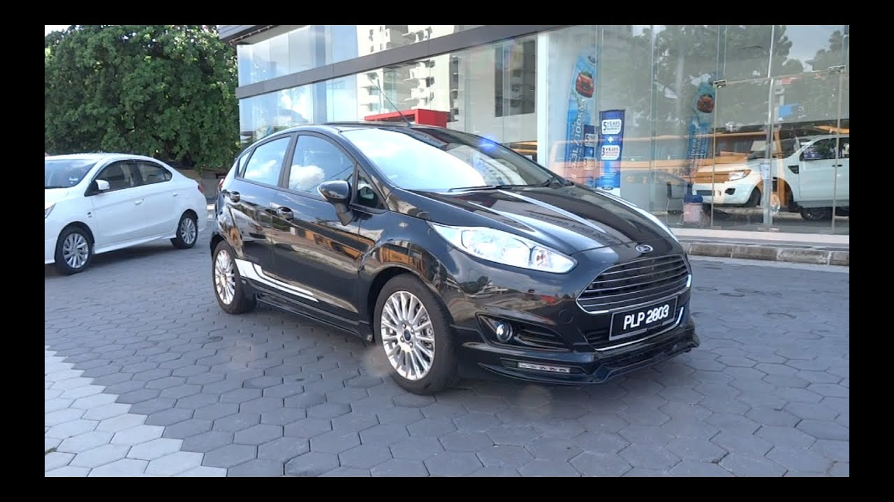 2014 ford fiesta ecoboost sport start up and full vehicle tour youtube. Black Bedroom Furniture Sets. Home Design Ideas