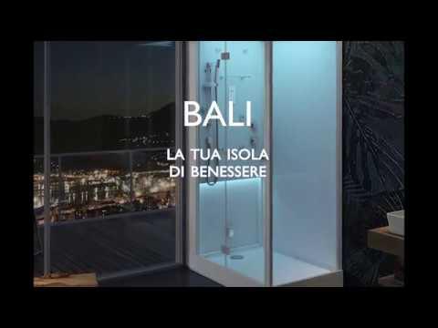Scopri La Cabina Idromassaggio BALI By Jacuzzi®
