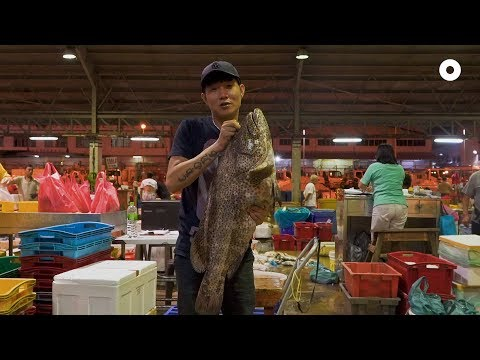 Selling Fish On Live Stream | Modernising Traditions