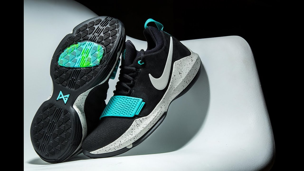 MUST HAVE: Nike PG 1 'Light Aqua' | SHIEKH