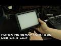 Unboxing - Fotga Hersmay PC K128C LED Light