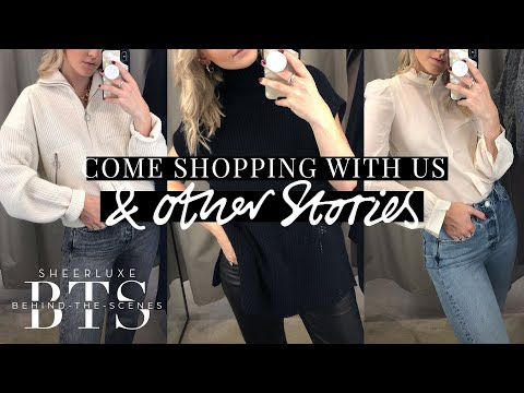 & Other Stories Come Shopping With Me + Try On | BTS S9 Ep7 from YouTube · Duration:  36 minutes 37 seconds