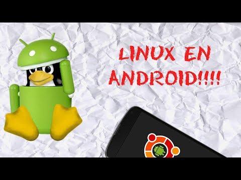 Instalar Ubuntu en Android | Correr linux en android