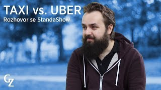 UBER VS TAXI: Debata se StandaShow