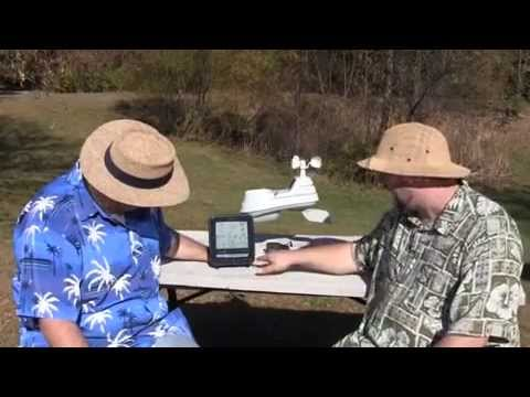AcuRite Professional Digital Weather Station 01500 YouTube