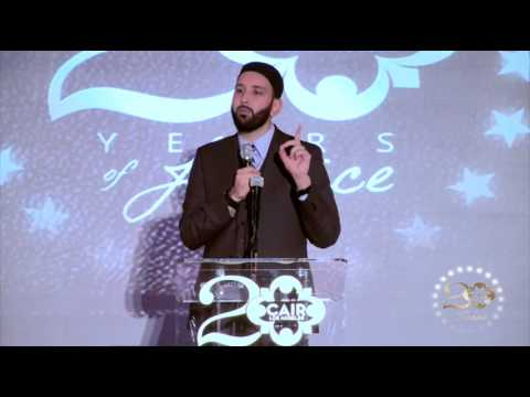 Imam Omar Suleiman's Speech at CAIR-LA's 20th Anniversary Gala