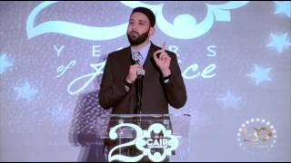Imam Omar Suleiman's Speech at CAIR-LA's 20th Anniversary Gala