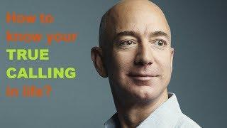 Jeff Bezos Regret Minimization Framework - How to know your TRUE CALLING