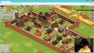 Jugando a Goodgame Empire