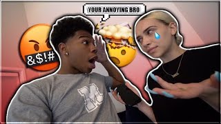 I GET ANNOYED AT EVERYTHING MY GIRLFRIEND DOES!