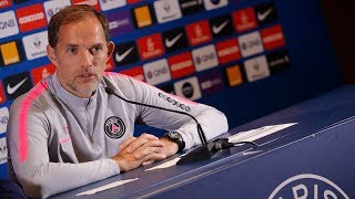 🎙 Conférence de presse de Thomas Tuchel  avant AS Saint-Etienne 🆚Paris Saint-Germain #PSGLive