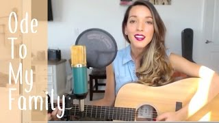 THE CRANBERRIES - Ode to My Family - (Cover by Ina Valdes)