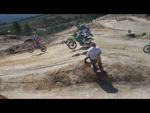 Motocross Parada do Pinhão 2015